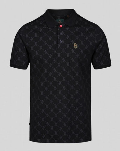 Luke Polo PRINCEY Black