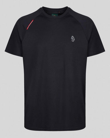 Luke Sport CRUNCH T Shirt Jet Black