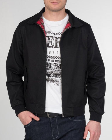 Merc Harrington Jacket Black