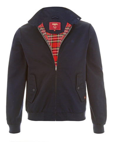 Merc Harrington Jacket Navy