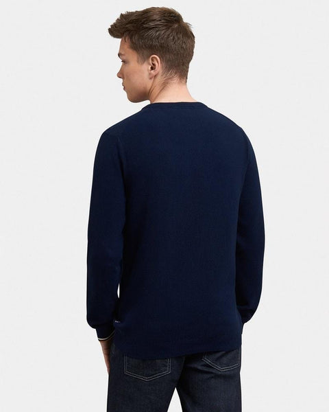 Merc London POWELL Jumper Navy