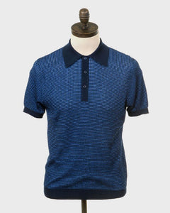 Art Gallery Clothing PRINCE Polo Navy