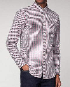 Ben Sherman Long Sleeve Signature House Check Shirt