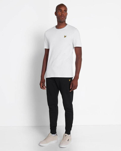 Lyle and Scott Skinny Sweat Pant Jet Black