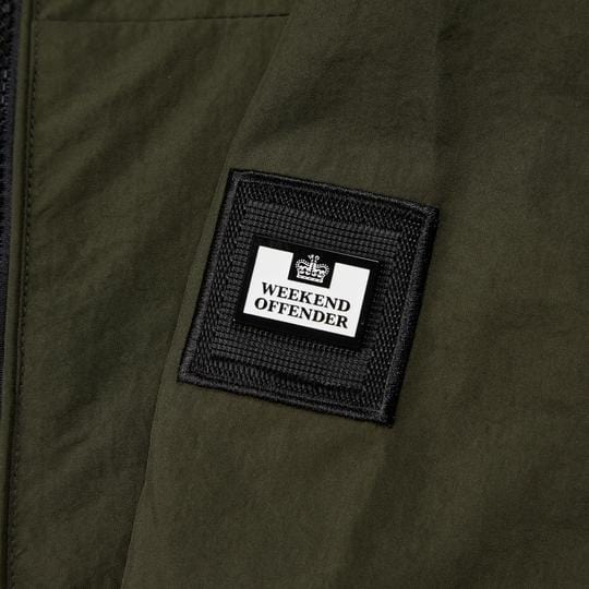 Weekend Offender VALENCIA Jacket Deep Forest