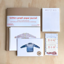 Load image into Gallery viewer, Knitter's Stationery Bundle