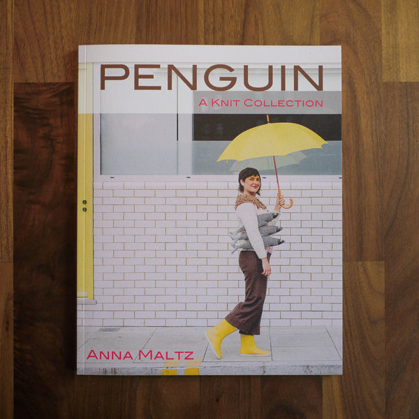 Penguins: A Knit Collection by Anna Maltz
