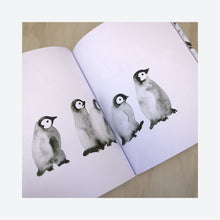 Load image into Gallery viewer, Penguins: A Knit Collection by Anna Maltz
