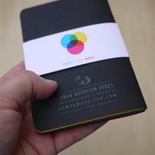 Load image into Gallery viewer, CMYK Memo Book 3-Pack