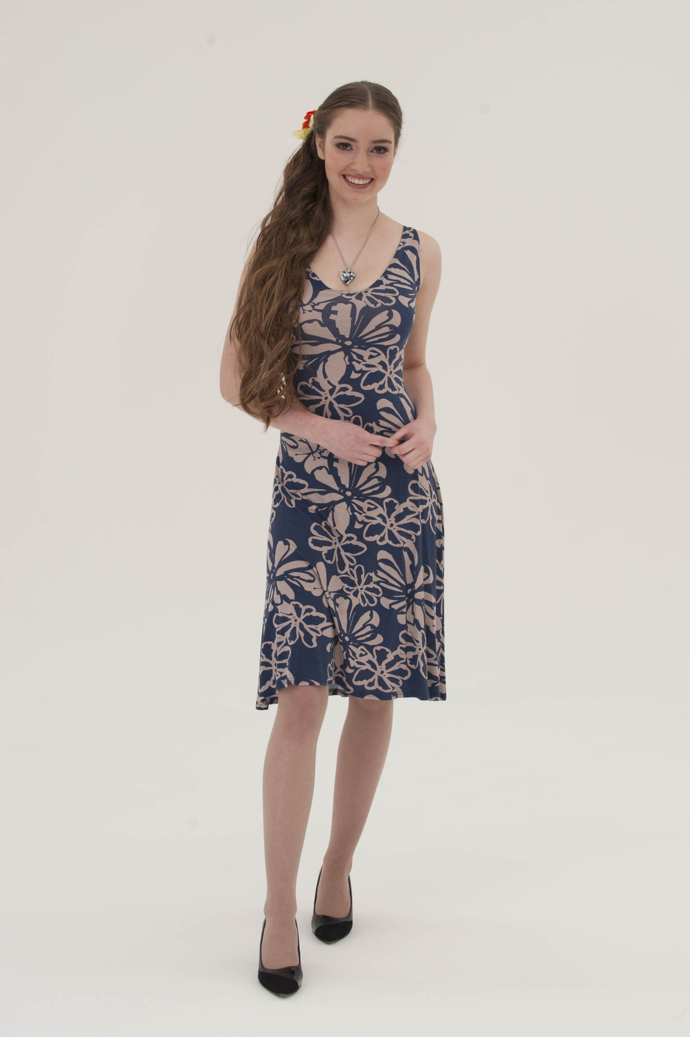 Robe Dalhousie dress