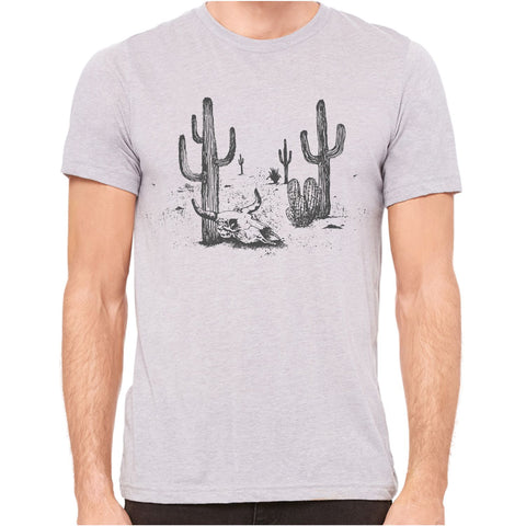 Men's Desert Cactus T-Shirt
