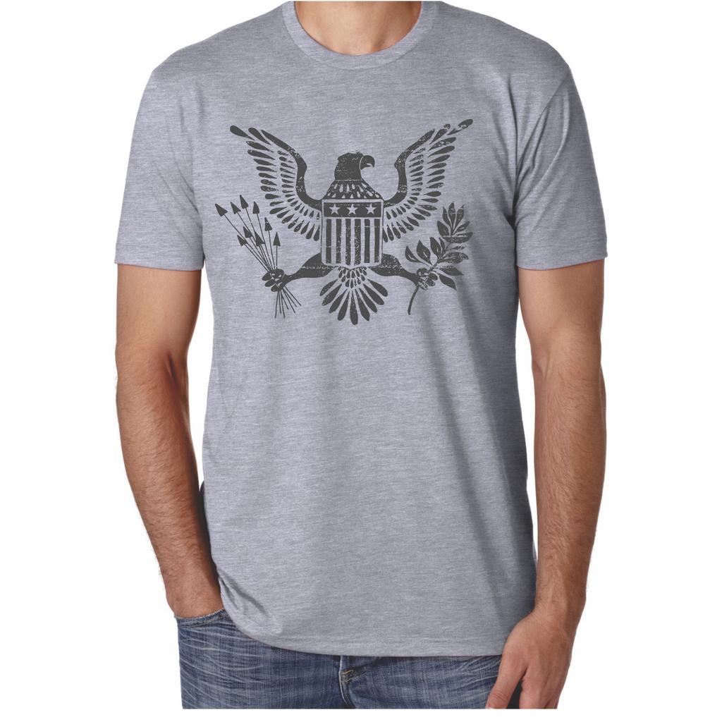 Men's Great Seal, American Eagle T-Shirt