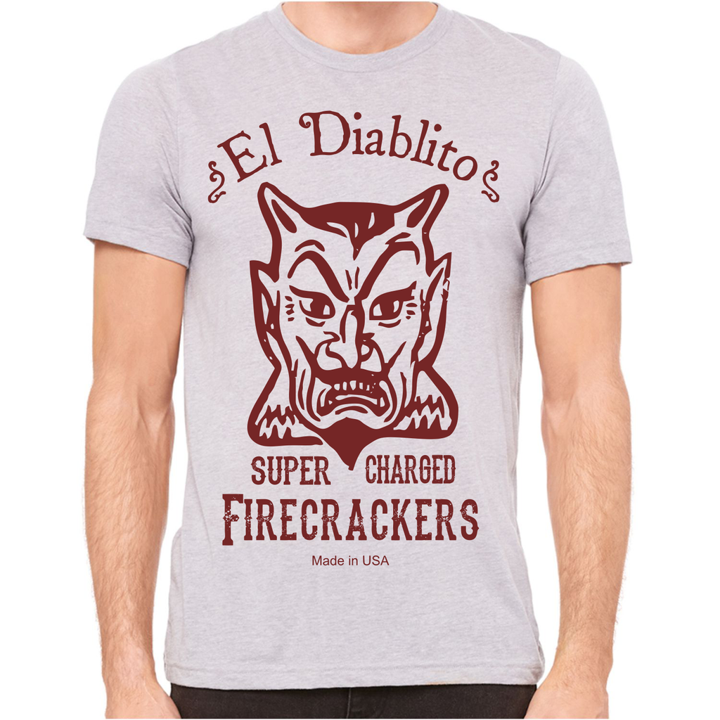 Men's El Diablito Fircracker T-Shirt