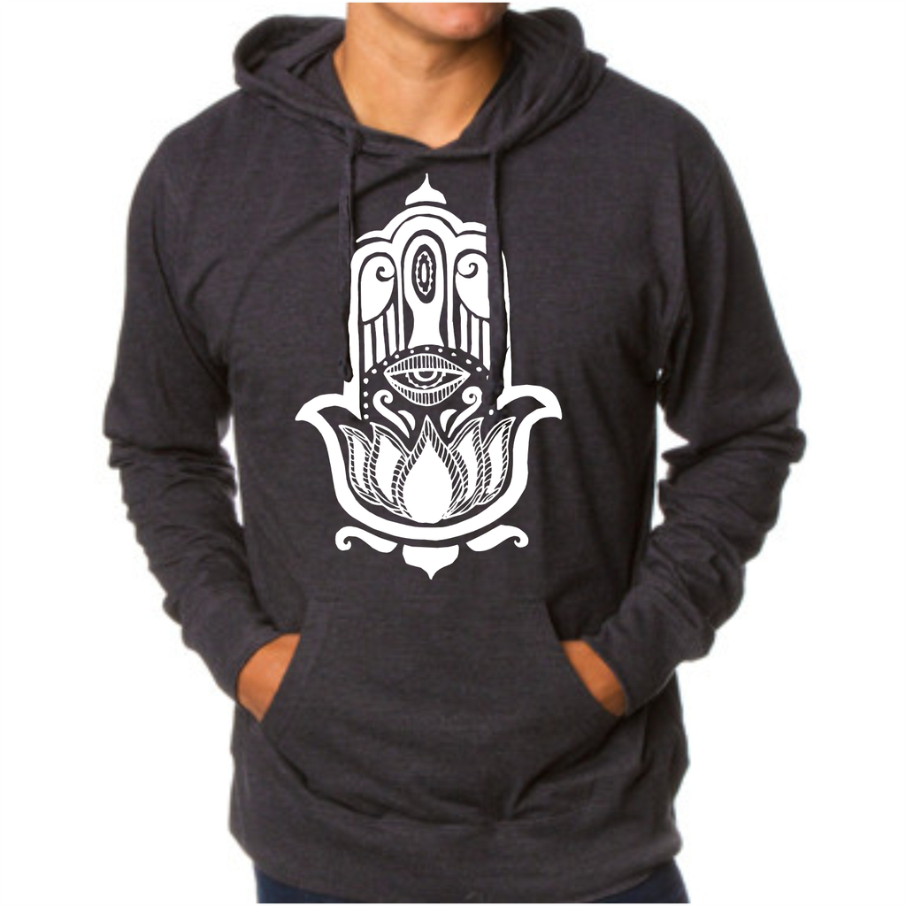 Unisex Hand of Fatima Pullover Hoodie