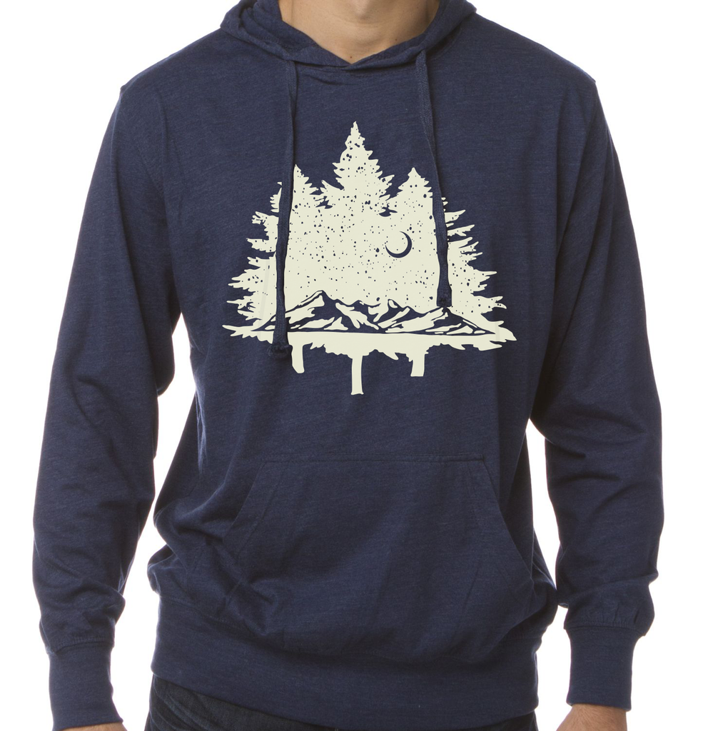 Unisex In The Woods Pullover Hoodie