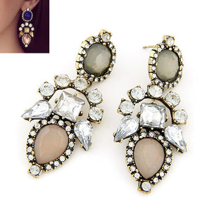 Gem-ini Earrings