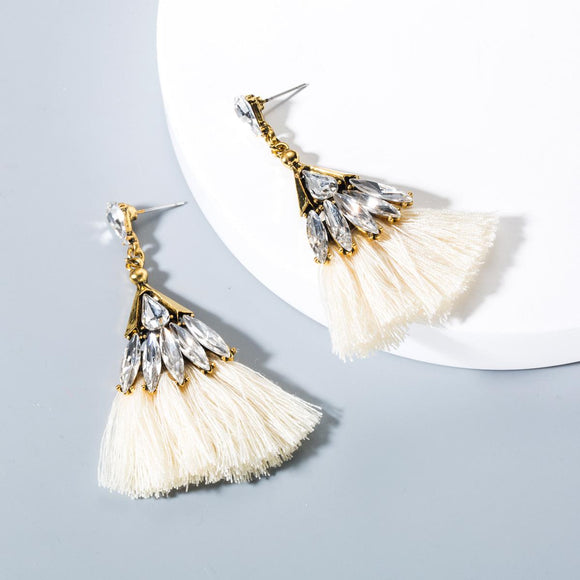 Fashion Tri-Tassel