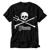 Graphic Pirate Skull T-Shirts