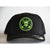 Captain Voodoo Green Anchor & Skull Trucker Hat