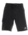 Captain Jack Black Performance Board Short