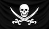 Calico Jack Pirate Flag