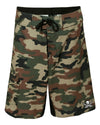 Captain Jack Camo Performance Board Short