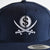 Navy Pirate & Loot Snapback Hat