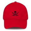 Vintage Pirate Flag Dad Hat