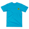Bahamas Pirate Flag Embroidered Shirt