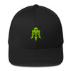 Triple Threat Skull & Trident Hat