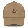 Desert Storm Pirate Flag Dad Hat
