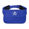 Blue Captain Jack Visor