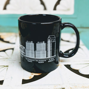 Philadelphia Skyline Mugs