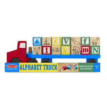 Load image into Gallery viewer, Alphabet Truck