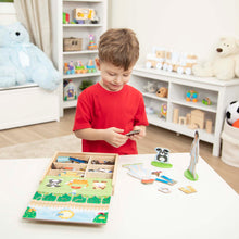 Load image into Gallery viewer, Occupations Magnetic Pretend Play Set