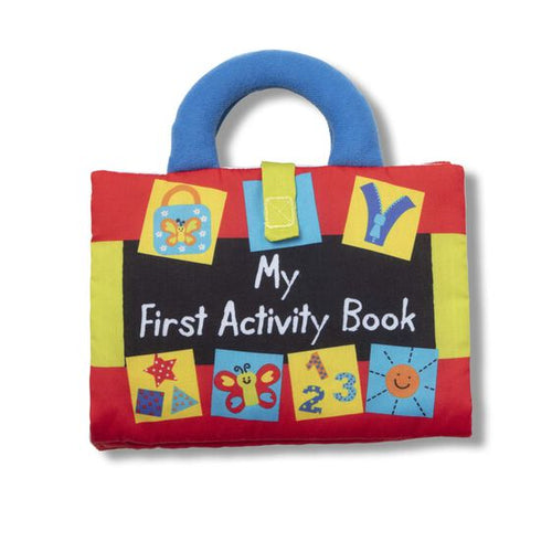 My First Activity Soft Book
