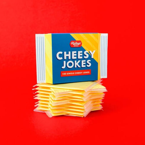 100 Cheesy Jokes