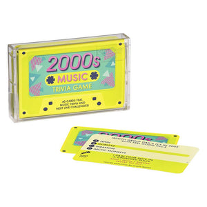 2000s Music Trivia Game