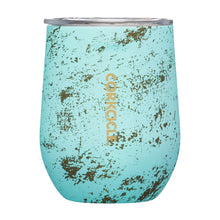 Load image into Gallery viewer, Bali Blue Corkcicle Stemless