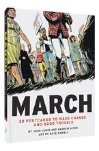 Load image into Gallery viewer, MARCH! Postcards