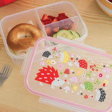 Load image into Gallery viewer, Hedgehog Bento Lunch Box