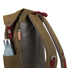 Load image into Gallery viewer, Beige Highline Backpack