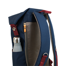 Load image into Gallery viewer, Navy Highline Backpack