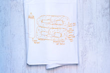 Load image into Gallery viewer, Philly Pretzel Tea Towel