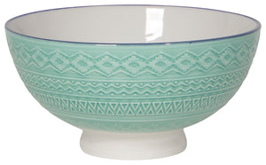 Moroccan Jade Serving Bowl