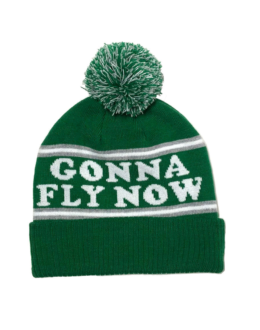 Gonna Fly Now Pom Hat
