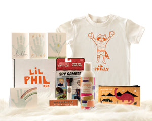 Lil Phil Gift Box