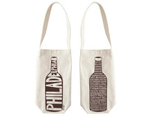 Load image into Gallery viewer, Philadelphia Wine Tote
