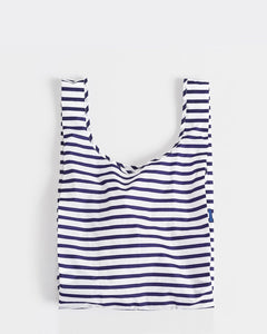 Sailor Stripe Baggu Reusable Bag