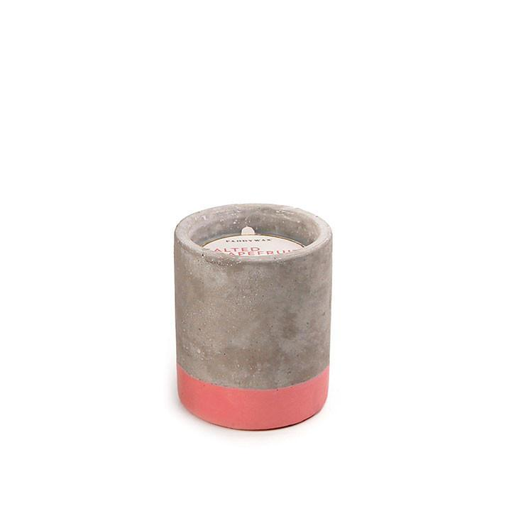 Salted Grapefruit Urban Concrete Candle